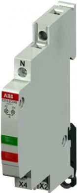 ABB E219-2CD48 multi indicator light with 3 red, green LEDs 2CCA703911R0001