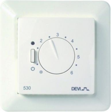 DEVI Termoregulators 531, 5..35°C, 15A 140F1036